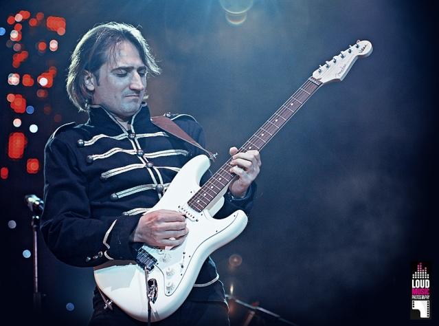 Calin Grigoriu la Mozart Rocks 2009