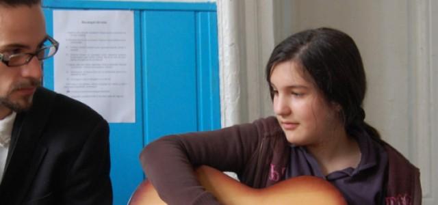 Elena şi chitara