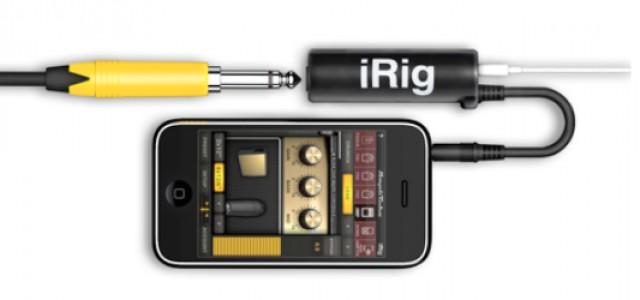 Amplitube iRig pentru iPhone