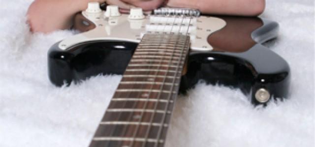Despre chitară pe IntreFete.ro