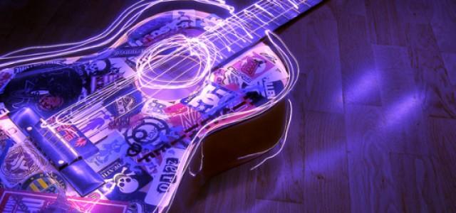 Întrebările tânărului chitarist