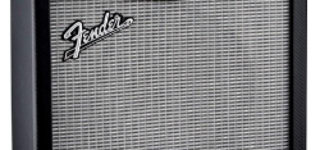 Nou: Fender Mustang I şi II