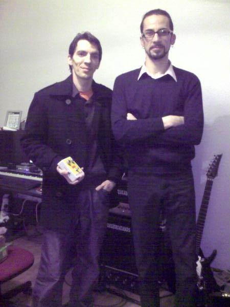 Andrei Sonleitner si Alec Sandor