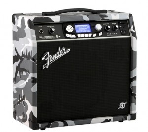 Fender G-DEC 3 Thirty Metal
