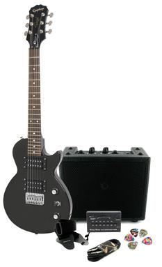 Pachet chitara Epiphone LP Express