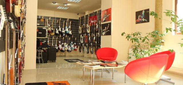 S-a deschis Guitar Shop Cluj!