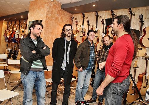 Ralf Jung @ Guitar Shop, noiembrie 2010