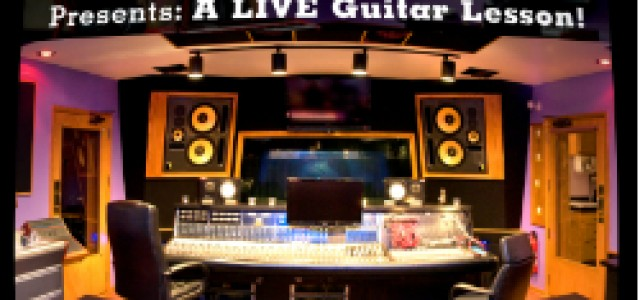 Lecţie de chitară gratuită pe GuitarTV.com!