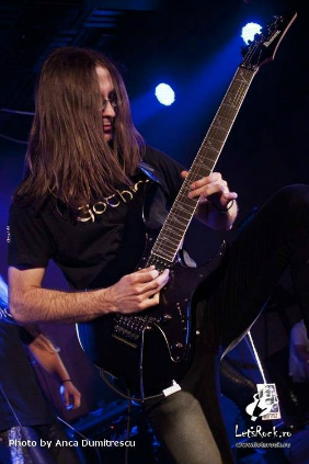 Alin Moise - profesor de chitara