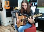 Alin Moise la Magazinul MusicAndMore