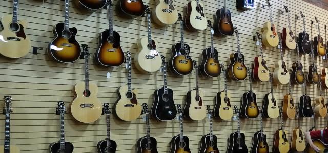 Cât costă o chitară?