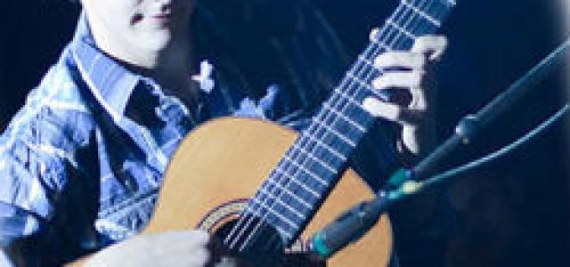 Recital de chitară clasică – Amatis Chifu