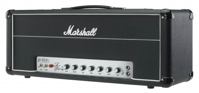 Slash lansează amplificatorul Marshall AFD100