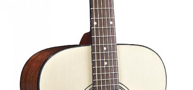 Concurs: Câştigă o chitară acustică Fender CD-60!