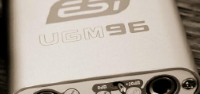 Recenzie ESI UGM96: Înregistrează oriunde şi oricând!